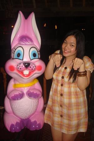 the house bunny :p