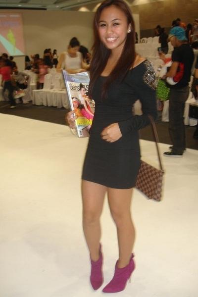 Black Topshop Dresses Pink Aldo Shoes Louis Vuitton Bags