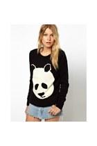 panda sweater sweater
