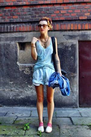 shorts - top