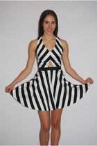 Liquorice Dress