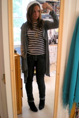 ouais, je porte les stripes cliche...