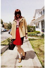 Topshop-coat-jcrew-shirt-louis-vuitton-bag-steve-madden-loafers-vintage-