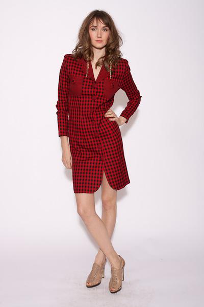 crimson chicshopca dress
