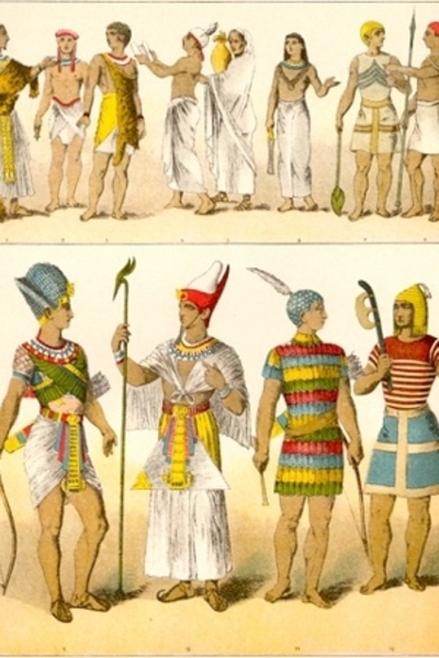 the ancient egyptians and greeks