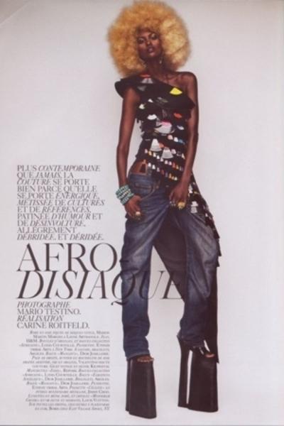 editorial: afrodisiaque