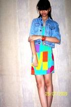 Secondhand jacket - Secondhand dress