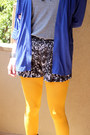 Black-soda-boots-mustard-gap-tights-black-mossimo-shorts