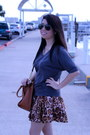 Boots-michael-kors-purse-ray-ban-sunglasses-skirt-love-culture-blouse