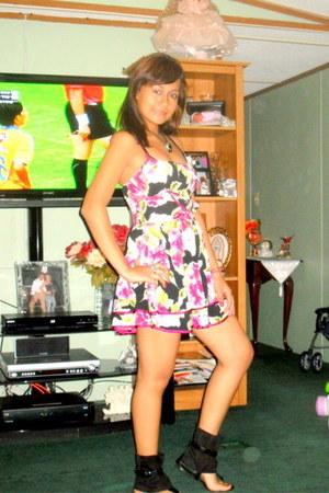 floral print Forever 21 dress