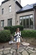 Alice and Olivia shirt - Valentino shoes - 31 Phillip Lim bag