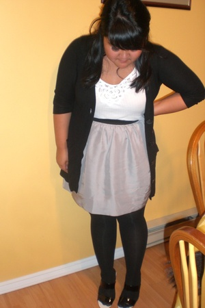 kensie sweater - wilfred top - wilfred skirt - Somewhere from the Philippines sh