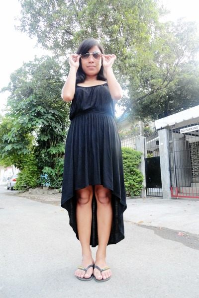 Black Jersey High Low Forever 21 Dresses High Low By Chyrelg