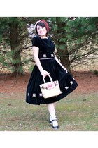 black Bobbie Brooks Vintage skirt
