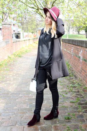 H&M hat - GINA TRICOT pants