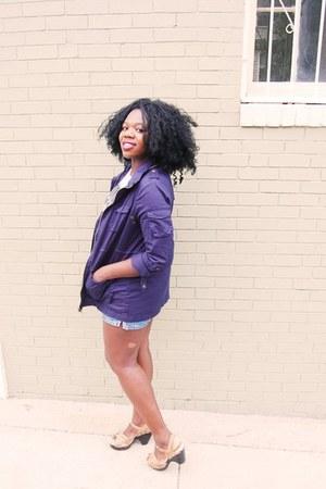 H&M jacket - Target sandals