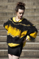 Vintage Hand Knit Sweaters