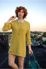 Gold-pomander-jewelmint-necklace-mustard-wool-vintage-sweater