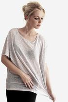 white H&M Trend Men t-shirt