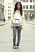 White-zara-shirt-black-urban-outfitters-belt-gray-intermix-jeans-black-dol