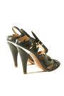 Black Oh Deer Shoes