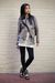 Brown-urban-outfitters-jacket-black-vintage-vest-beige-urban-outfitters-dres