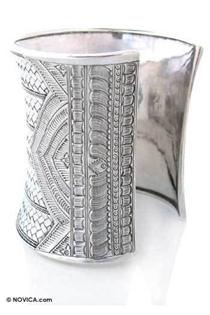 Designed by Achara bracelet - Designed by Mahesh Bajracharya bracelet - Minneton