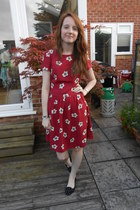 Primark shoes - Primark dress