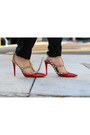 Ruby-red-clutch-kate-spade-purse-black-jumpsuit-asos-romper