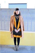 bronze Sheinside coat