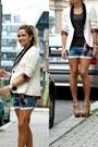 Zara-blazer-pimkie-shorts-schutz-wedges