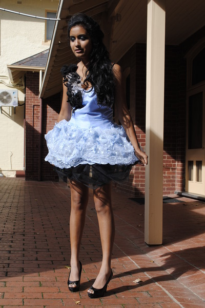 blue made by cocoto dress