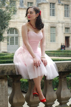 light pink DresseShopfr dress