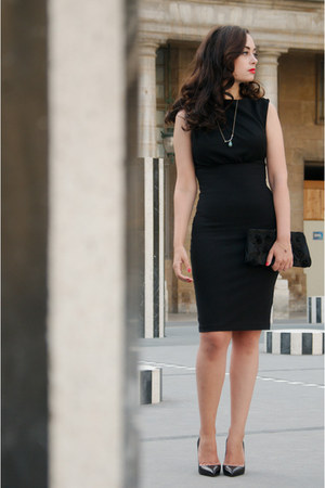 black ted baker dress