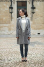 Heather-gray-zara-coat