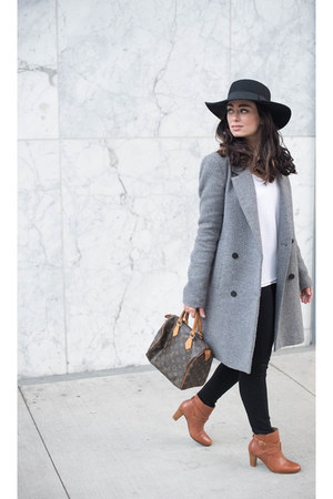 brown Sezane boots