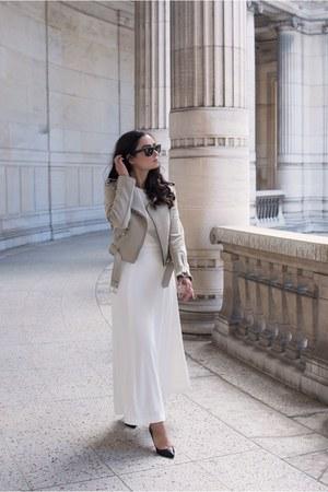 beige Zara jacket