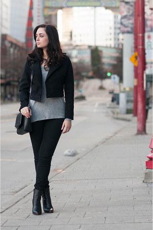 black Chicwish jacket