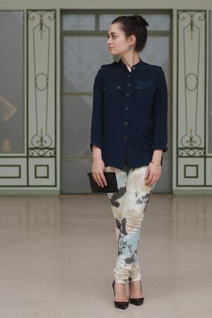 ivory Paige jeans