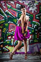 Wear by Soule Phenomenon dress - Soule Phenomenon shoes