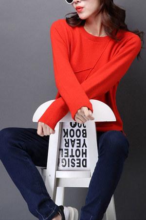 elegant sweater Fashiomia sweater - sweater - sweater - sweater