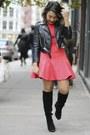 Red-drop-waist-piperlime-dress