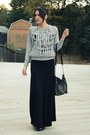 Heather-gray-minkpink-sweater-black-h-m-skirt-black-cole-haan-boots-black-
