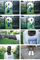 H&M bracelet - H&M skirt