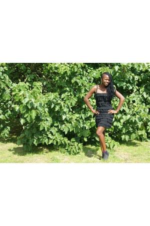 H&M boots - H&M dress