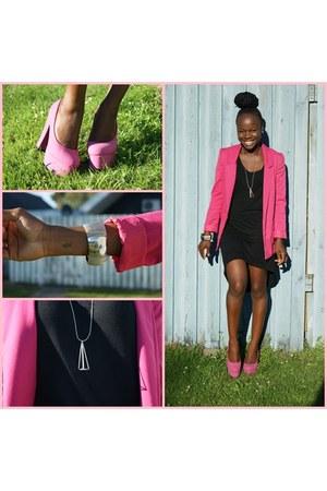 H&M blazer - H&M bracelet