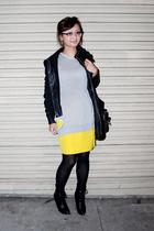 Michael Kors skirt - Tsumori Chisato shirt - Express jacket - Alexander Wang pur