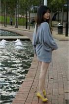 Zara jumper - Aldo heels