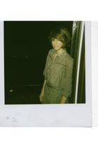 fridays project shirt - H&M belt