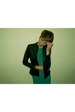 MNG jacket - vintage dress
